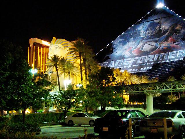 Las Vegas Nevada USA voyage