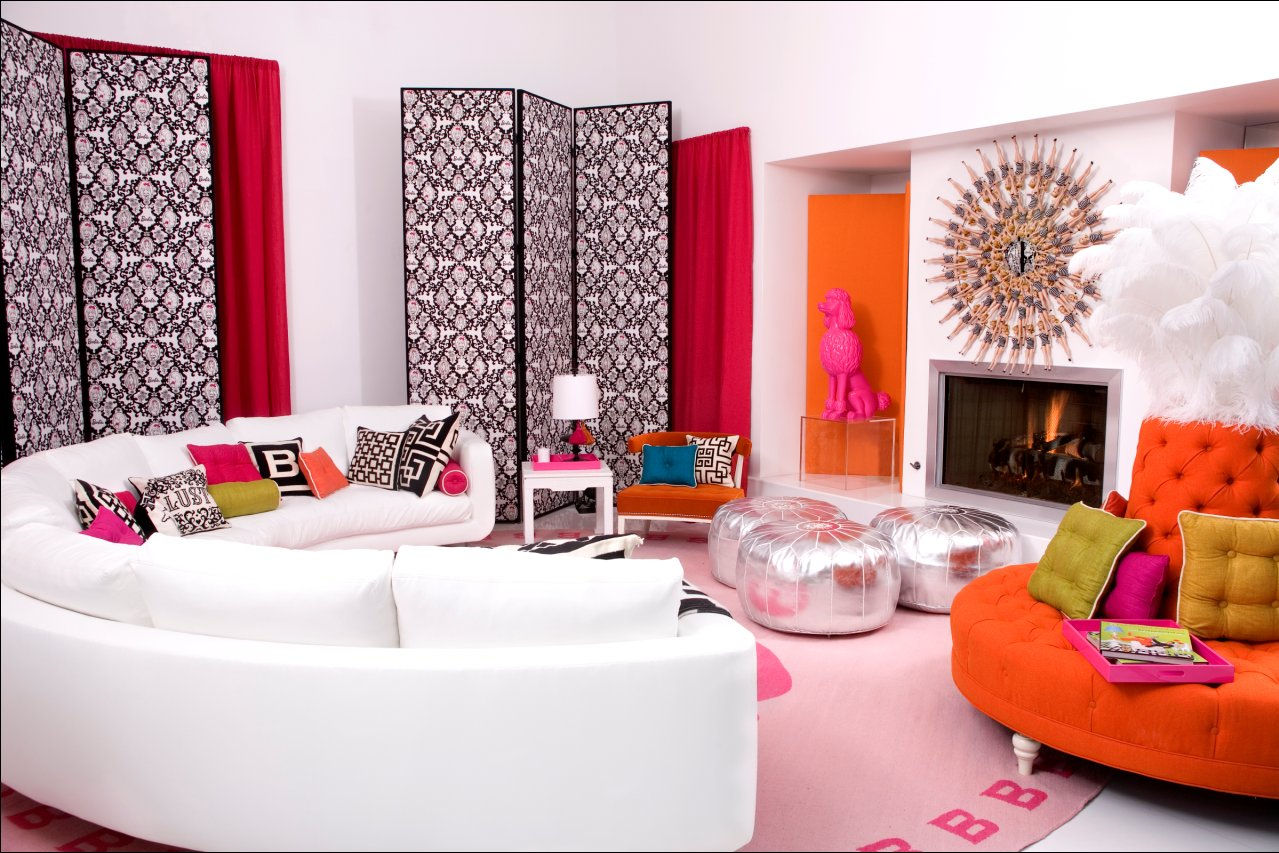 Decor For Apartments In The Style Of Pop Art