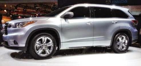 2015 Toyota Highlander Release Date