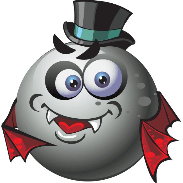 Dracula smiley