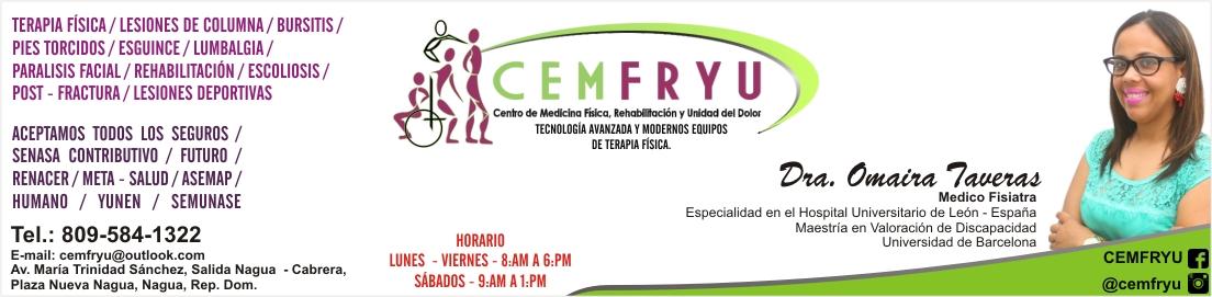CEMFRYU - Centro de Medicina Física, Rehabilitación y Unidad del Dolor