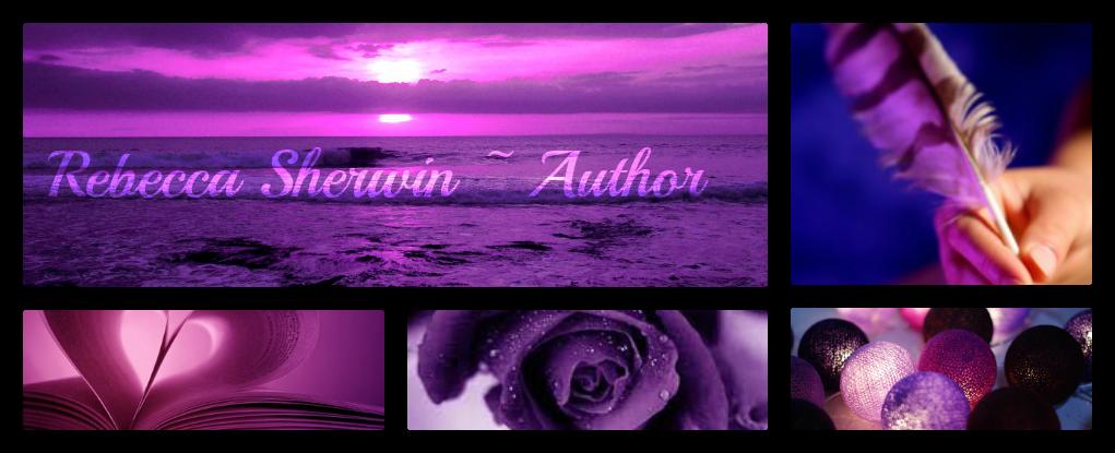 Rebecca Sherwin ~ Author