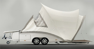 Modern Pop Up Camper