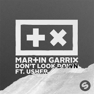 free / gratis download MP3 lagu Martin Garrix feat Usher - Don't Look Down
