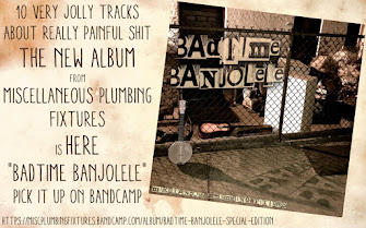 "BUY OR STREAM THE ALBUM ""Badtime Banjolele"""