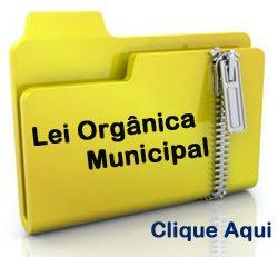 Lei Orgânica Municipal de Cabixi