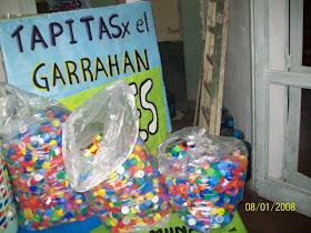 Tapitas GARRAHAN