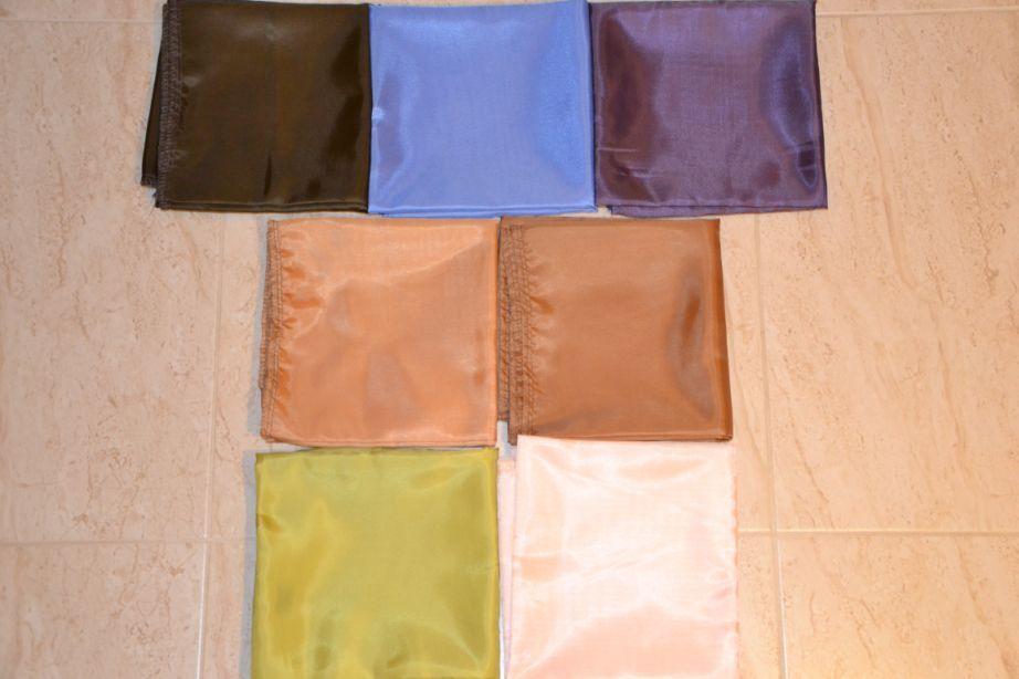 Paleta barw dla ciemnej jesieni