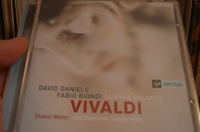 David Daniels & Fabio Biondi Europa Galante - Vivaldi - Stabat Mater,Nisi Dominus,Longe Mala 2001 (Virgin)