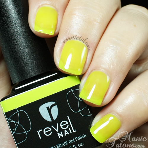 Revel Nail Gel Polish Dubai Swatch