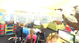 Click to view our class in 360!