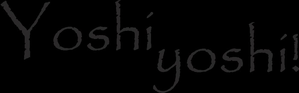 Yoshi  Yoshi!
