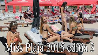 Miss Plaja 2015 editia 3