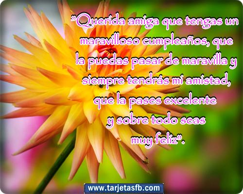 TARJETAS DE CUMPLEAÑOS P/COMPARTIR Facebook