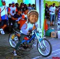 Hasil Lomba Dragbike Racertees 201 Meter Nganjuk Jawa Timur