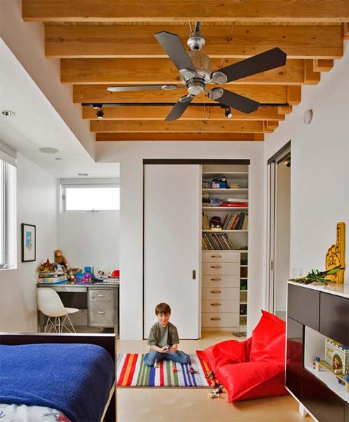 Habitaciones para ni os muy modernas de randy weinstein for Habitaciones modernas para ninos