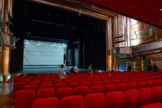 Pomiary parametrów akustycznych dużej sali Teatru Capitol we Wrocławiu