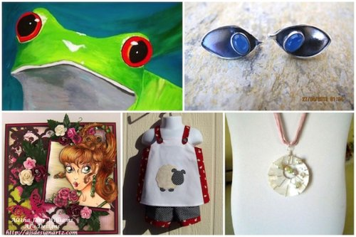 Discover Handmade June 21