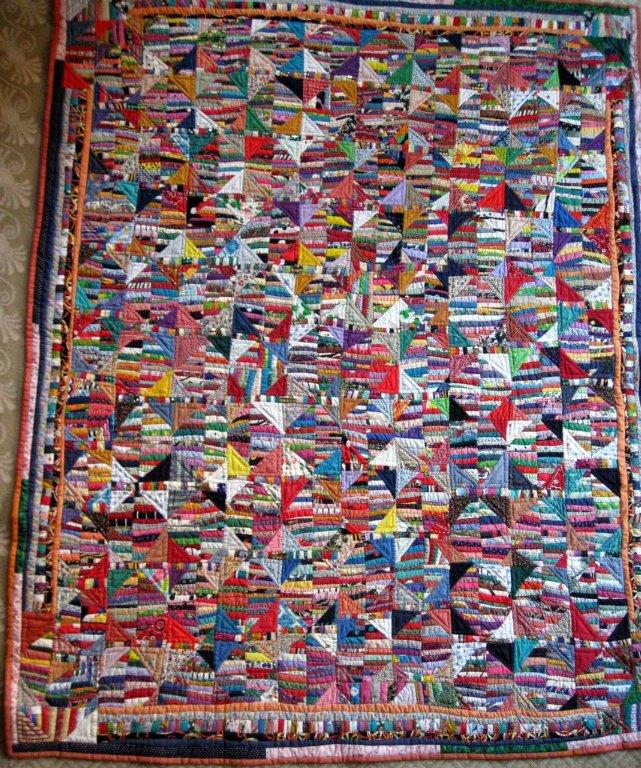 Deb Rowden's Thrift Shop Quilts: Happy 11-11-11 : corduroy quilts - Adamdwight.com