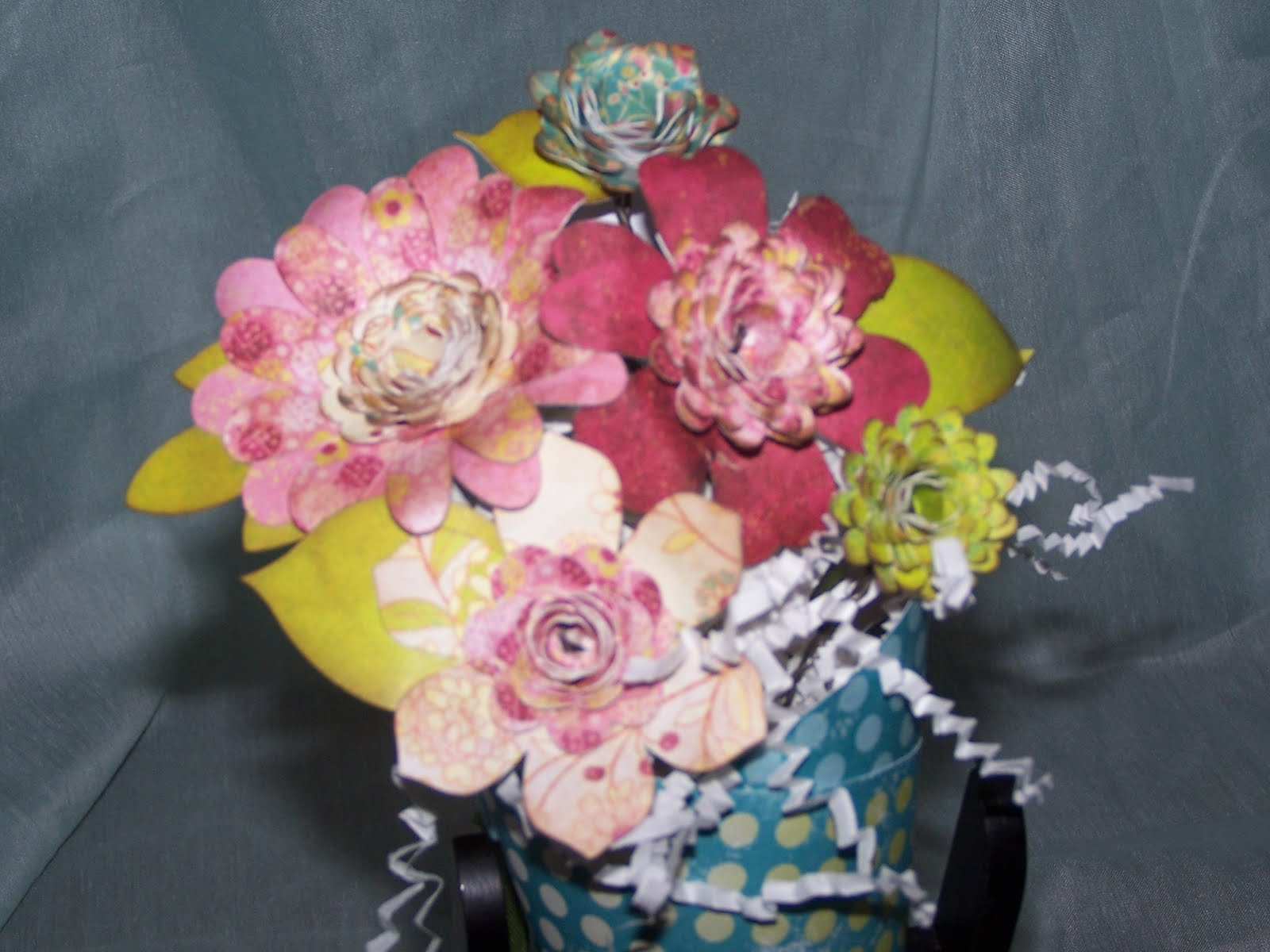 Sweetsassydiva bouquet for a special grandparent for A lot of different flowers make a bouquet