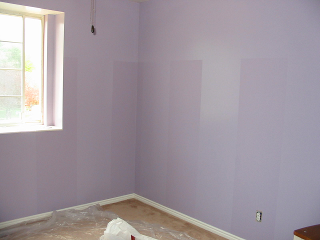 I Let My Kid Choose The Color Of His Room