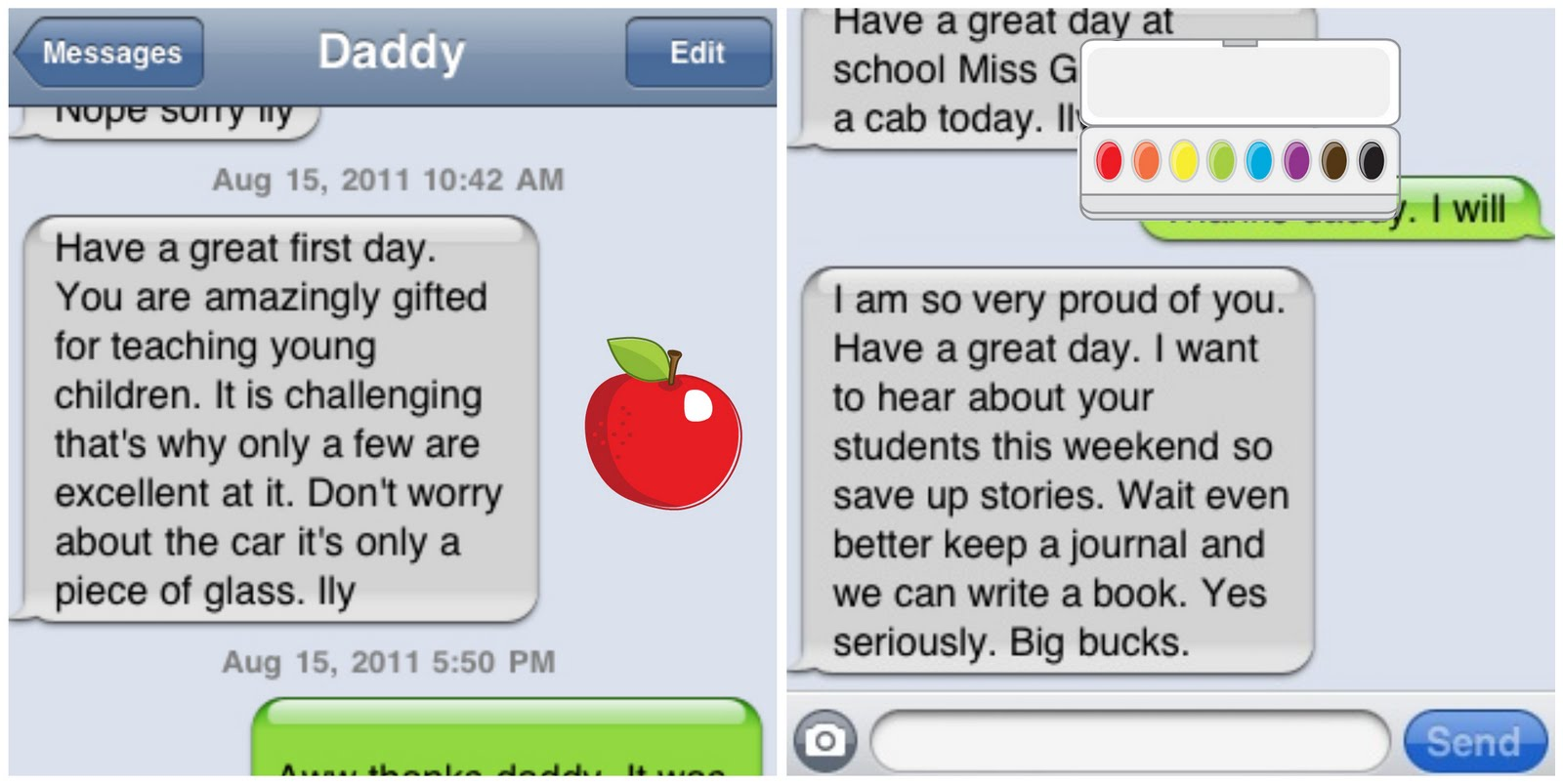 : Cute Text Messages From Boyfriend , Cute Text Messages For Your ...
