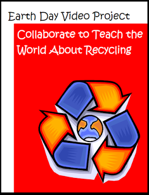 Free earth day video project from Raki's Rad Resources.