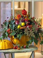 ваза от тиква