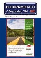 Equipamiento y Seguridad Vial