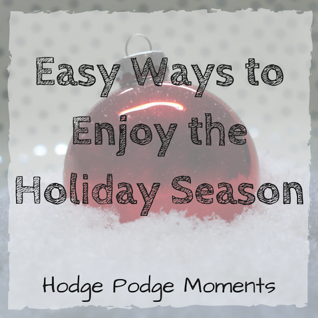 Check out what Pam is doing for the holidays over at Hodge Podge Pam!