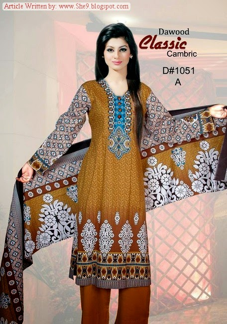 Dawood Cotton Dress Pictures