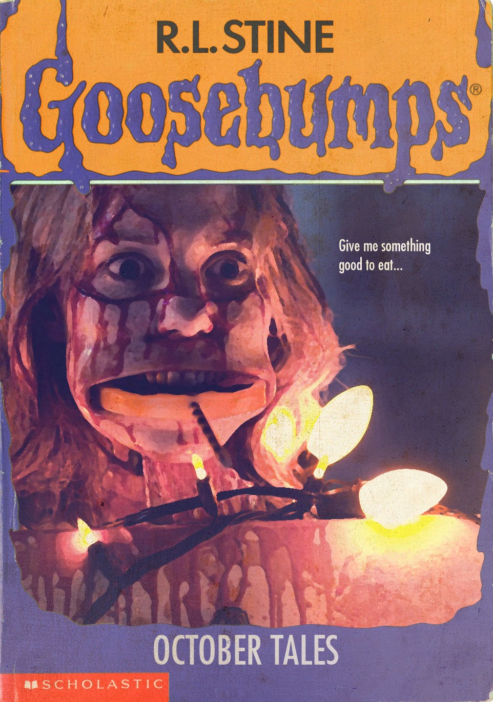 Halloween' Re-Imagined as R.L. Stine 'Goosebumps' Book | Halloween ...