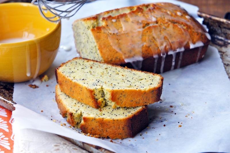 Lemon Pound Cake Boston