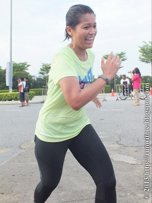 Collection of Photos from the Inaugural Malaysia Women Marathon 2013