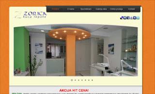 Kozmeticki saloni Beograd, salon Zorica svakog meseca akcija u kozmetickom salonu