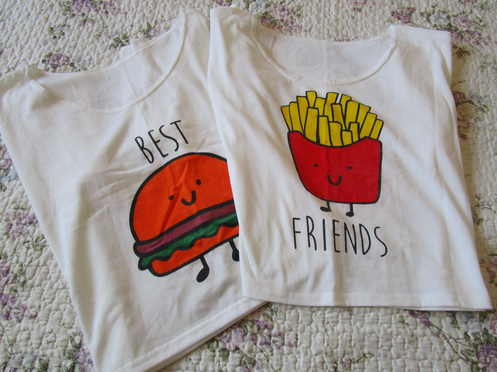 Giveaway | Crop Tops Best Friends