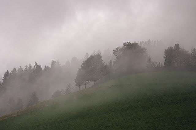 Fotografia krajobrazu. Beskidzkie szlaki jesiena. Gawlas. fot. Łukasz Cyrus, Katowice