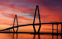 Photo of Charleston South Carolina Bridge