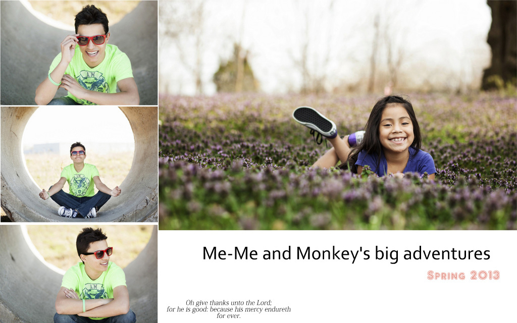Me-Me and Monkey's BIG Adventures