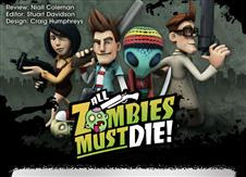 All Zombies Must Die   PC