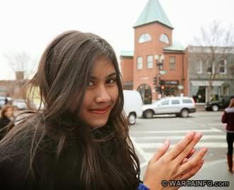 Syahnaz+Sadiqah Profil dan Foto Cantik Syahnaz Sadiqah