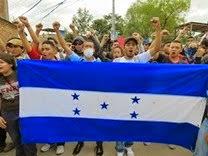 Jóvenes en la mira en Honduras