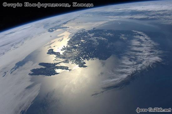 Острів Ньюфаундленд, Канада