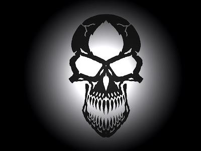 Horror Wallpaper -Skull wallpaper