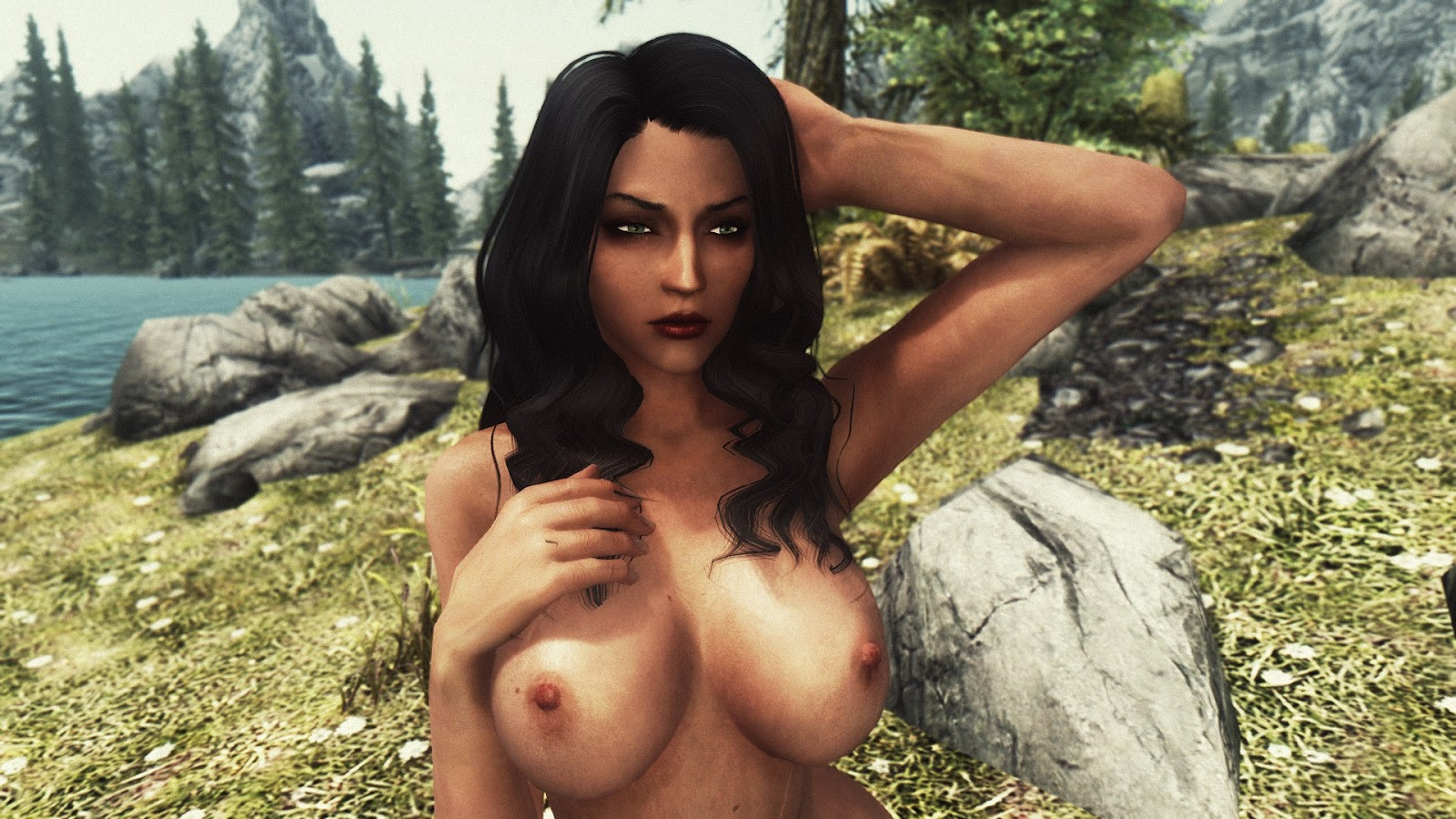 Skyrim hd nud porn videos