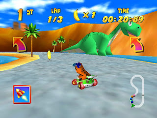 Diddy Kong Racing N64 PC Full Version Games