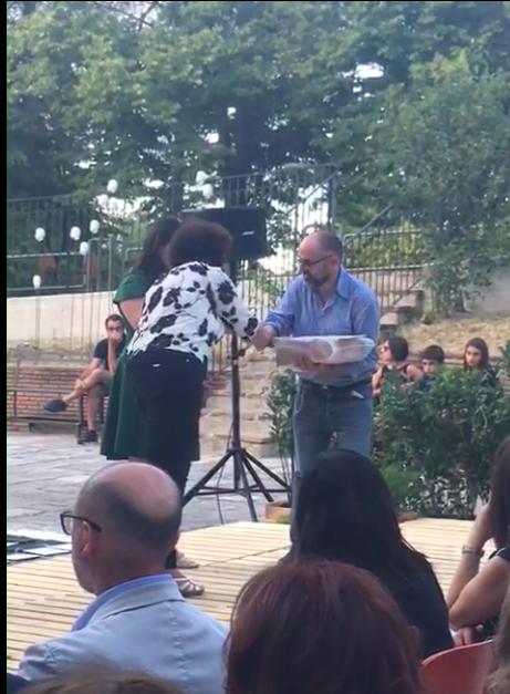 """Atessa (CH): 3 classificato categoria Twitter al Concorso Nazionale di Poesia """"Domenico Ciampoli"""""""