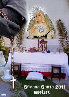 Begijar - Semana Santa 2011