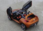 2011 Renault CAPTUR Concept renault captur concept side