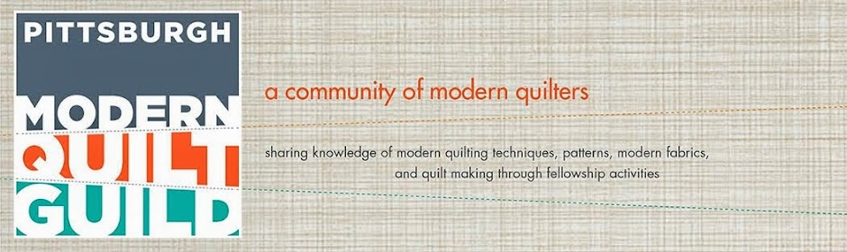 Pittsburgh Modern Quilt Guild
